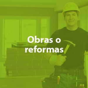 Obras reformas