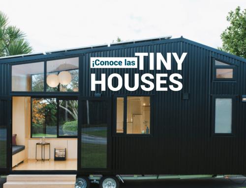 ¿TINY HOUSES? Conoce este movimiento revolucionario de viviendas