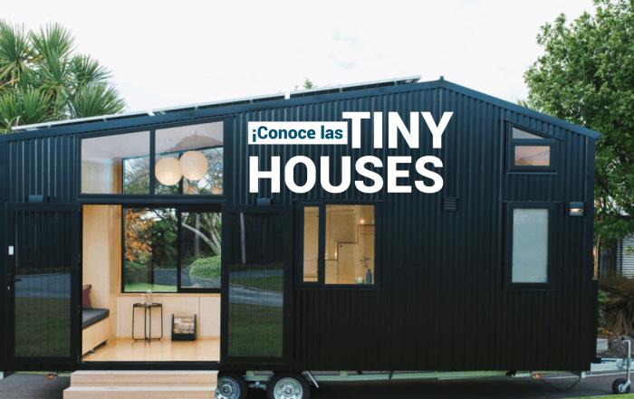 Conoce las Tiny house