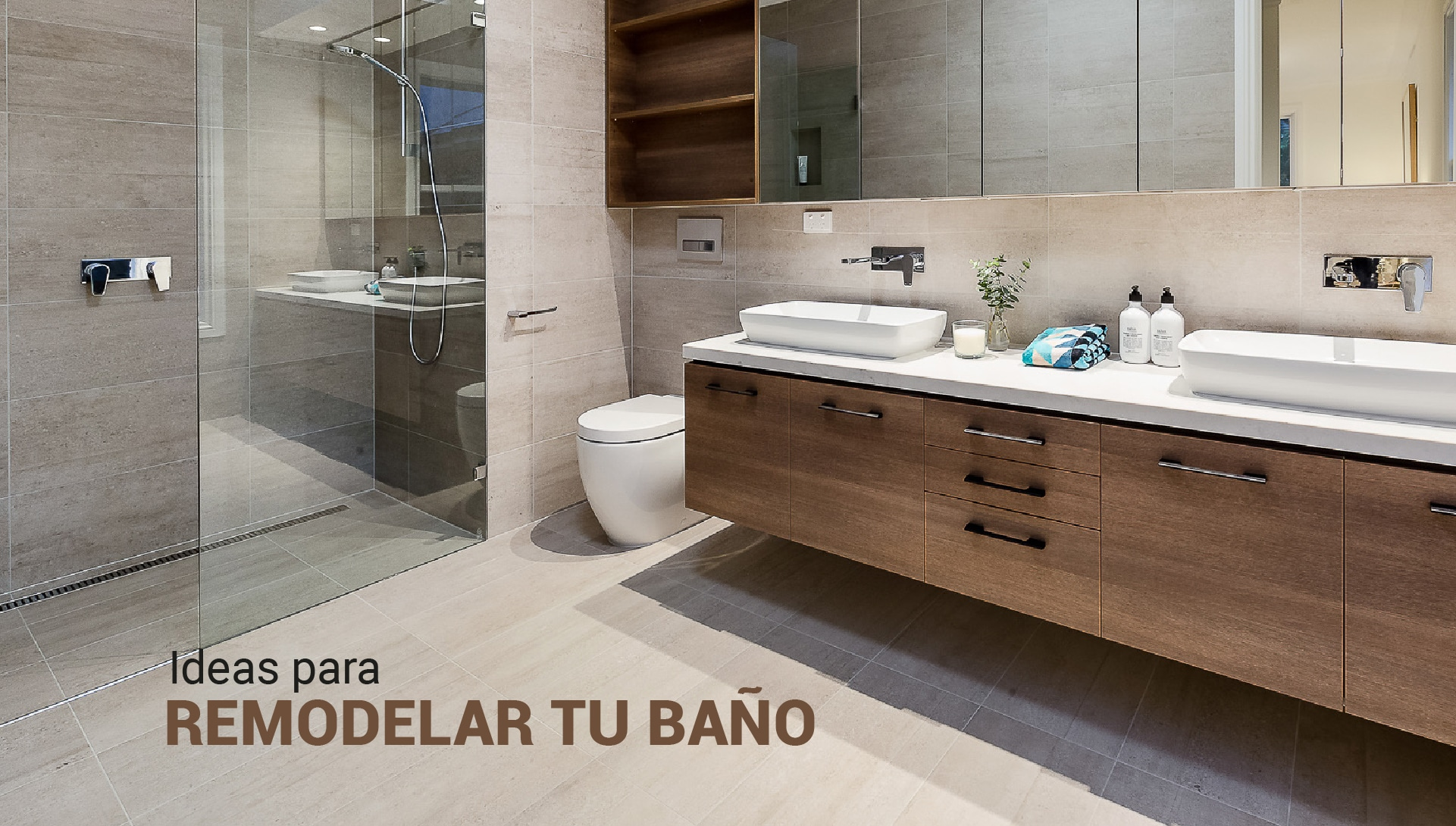 remodelar tu baño