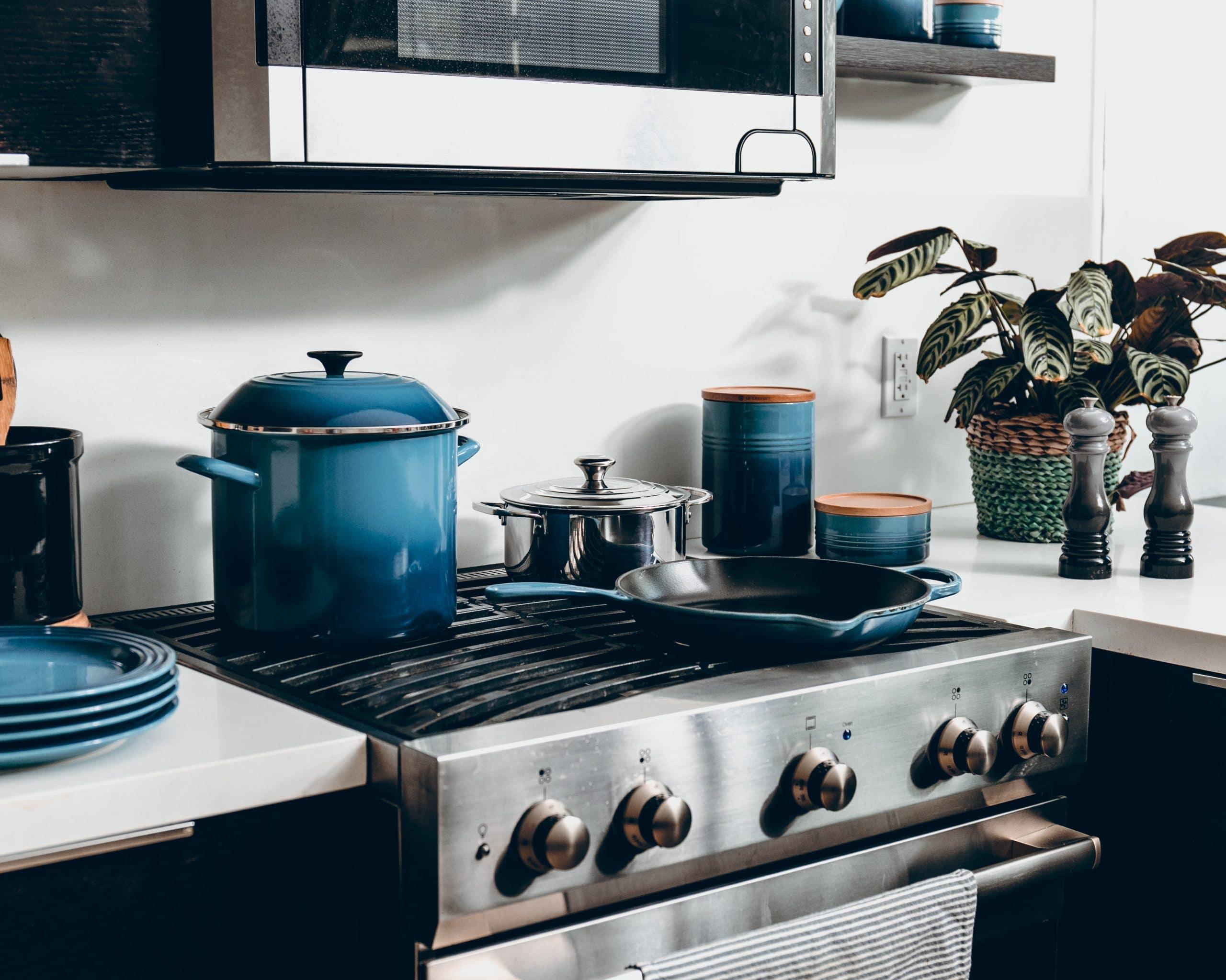 Mantenimiento de estufas