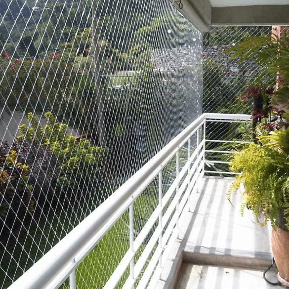 Instalación de mallas protectoras en casas y apartamentos