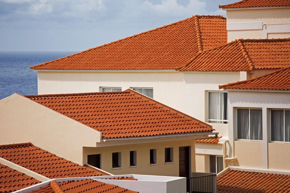 Mantenimiento de techos de teja