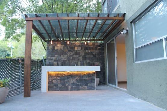 Mantenimiento de techos acrílicos